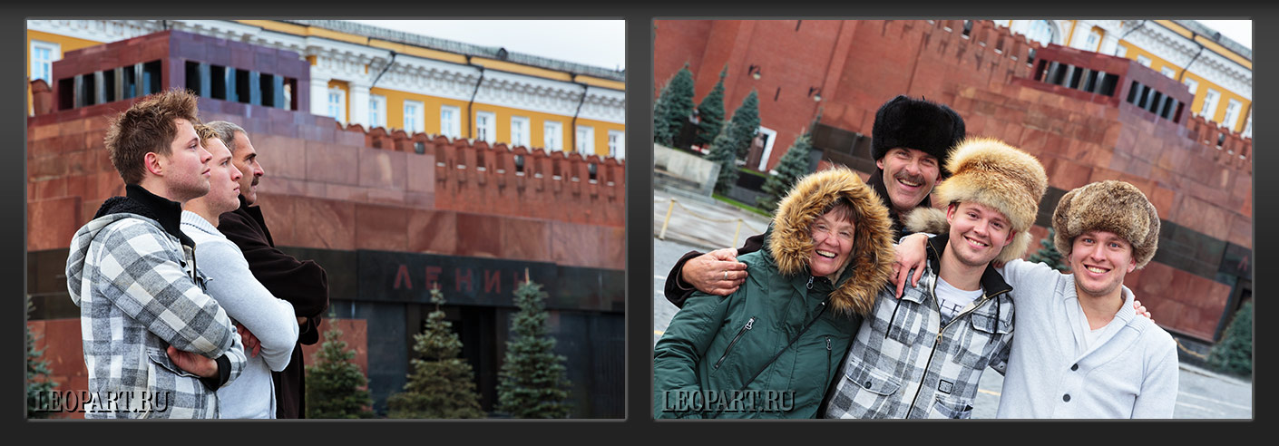 photographer in Moscow